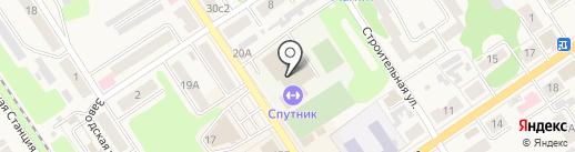 Спутник на карте Донского