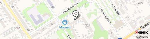 Спорт-точка на карте Донского
