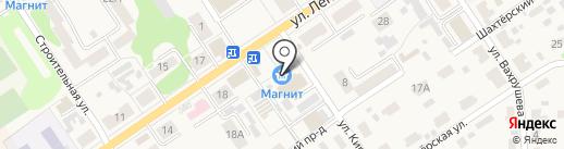 Магазин женской одежды на карте Донского