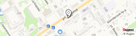 Магазин аквариумов на карте Донского