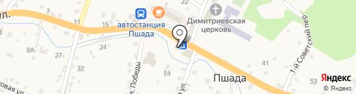 Почтовое отделение №483 на карте Геленджика