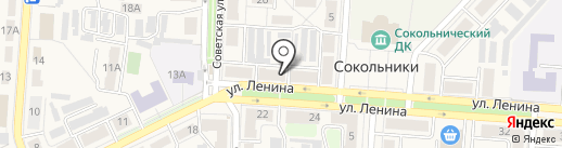 Мастерская по ремонту компьютеров и мобильных телефонов на карте Новомосковска