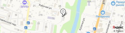 Росгосстрах на карте Геленджика