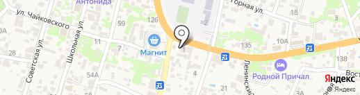 Краеведческий музей на карте Геленджика