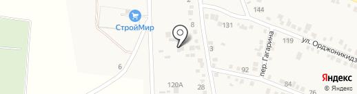Альфа-Строй на карте Ильского