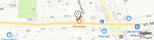Alsoft на карте Ильского