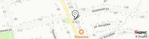 Совкомбанк на карте Ильского