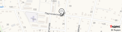 Продуктовый магазин на карте Ильского