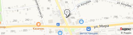 Мегапраздник.ру на карте Ильского