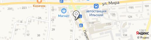 Центрофинанс групп на карте Ильского