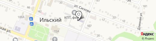 Краснодарский политехнический техникум на карте Ильского