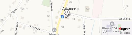 Магазин на карте Афипсипа