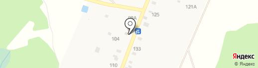 Почтовое отделение №142642 на карте Костиного