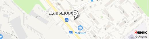 Паритет на карте Давыдово