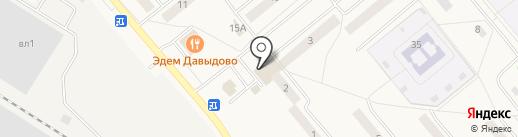 Национальный платежный сервис на карте Давыдово