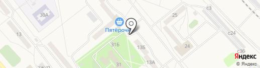 Оранж на карте Давыдово