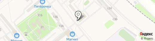 Дикси на карте Давыдово