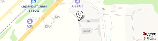 СКМ на карте Энема