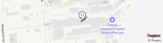 Многопрофильный магазин на карте Краснодара