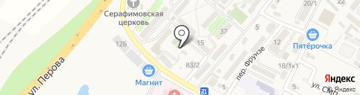 ДЮСШ по тяжелой атлетике на карте Энема