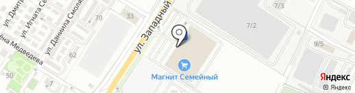 Kit Roll на карте Краснодара