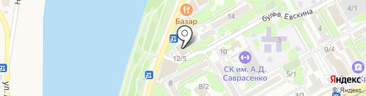 Ротари-Клуб-Краснодар на карте Краснодара