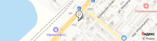 ДЕНТиКА на карте Энема