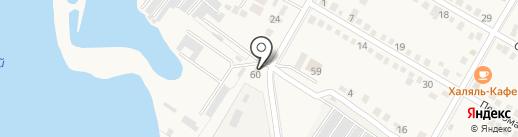 Водолей на карте Энема