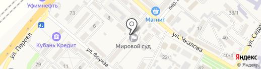 Главное бюро медико-социальной экспертизы по республике Адыгея на карте Энема