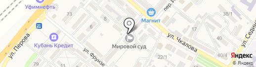 Банкомат, Сбербанк, ПАО на карте Энема