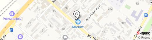Мясной магазин на карте Энема