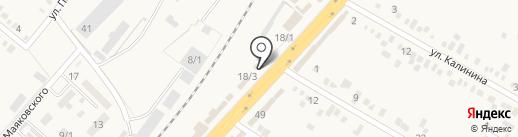 Магазин ритуальных товаров на карте Энема
