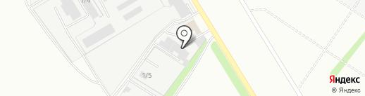 Баканская торговая компания на карте Краснодара
