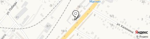 Горний на карте Энема