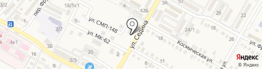 Швейное ателье Ирины Антипиной на карте Энема