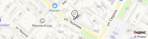ФотоМир на карте Энема