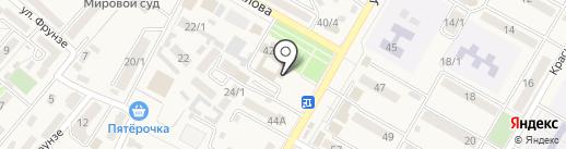 Банкомат, Минбанк, ПАО на карте Энема