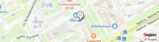 Happy dream на карте Краснодара