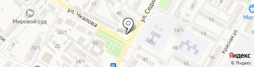 Апрель на карте Энема