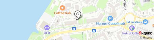 Ситилинк Юг на карте Краснодара