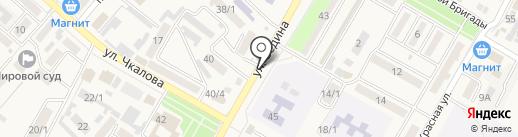 ГЕОС на карте Энема