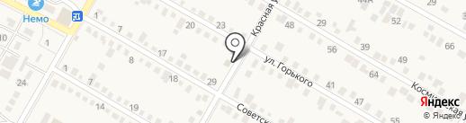 Автомагазин №1 на карте Энема