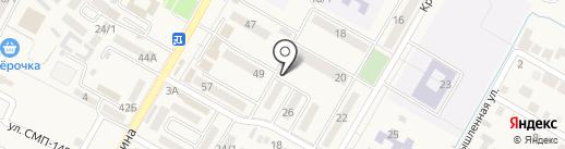 Мастерская по ремонту обуви на карте Энема