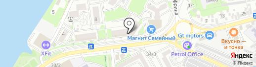 ОФИСКЛАСС на карте Краснодара