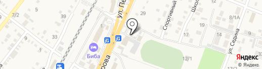 Бюро независимой оценки и экспертизы на карте Энема