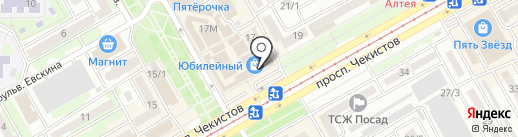Банкомат, МТС-банк, ПАО на карте Краснодара
