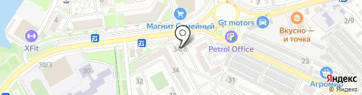 МПК на карте Краснодара