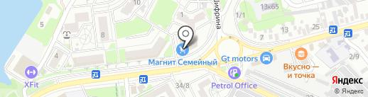 Fix food на карте Краснодара