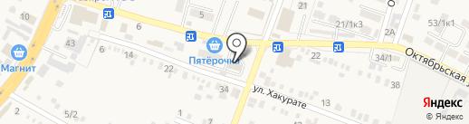 Фирма бухгалтерских услуг на карте Энема
