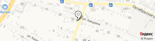 Бастион на карте Энема